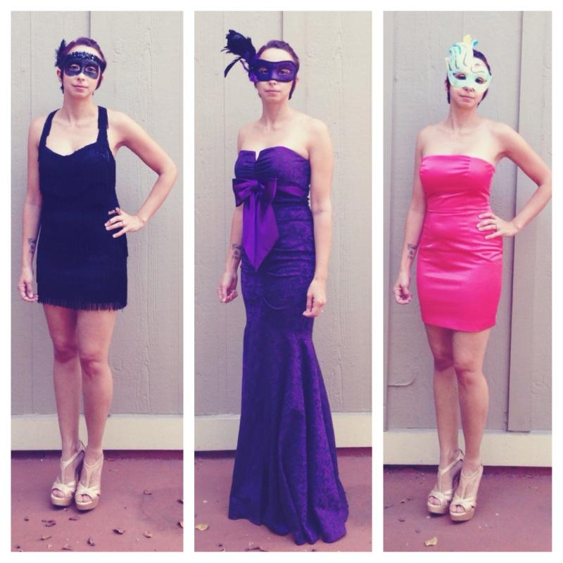 Masquerade choices, choices...help!